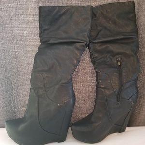 🔥SALE🔥JS Nya wedge boots